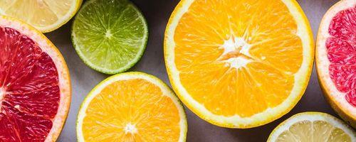 The peel of citrus fruits against cell degeneration