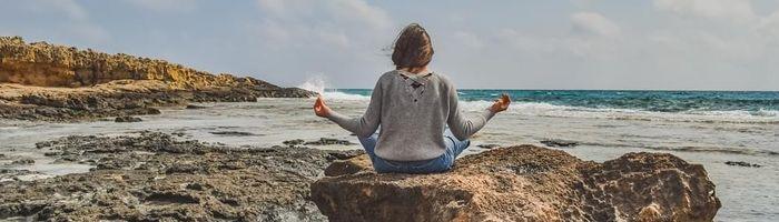 Yoga contro l'ansia e per la salute del cuore