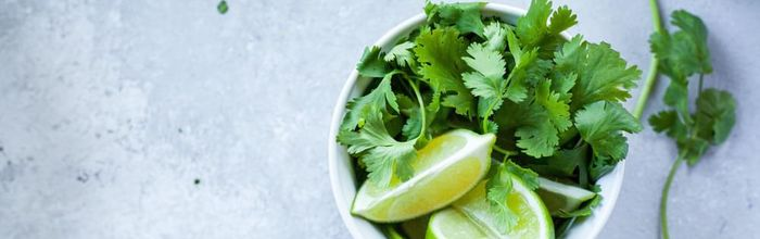 From parsley a help for our health