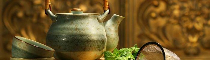 Digestive herbal teas