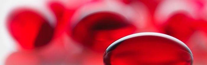 Per la salute del fegato perle di olio di krill!