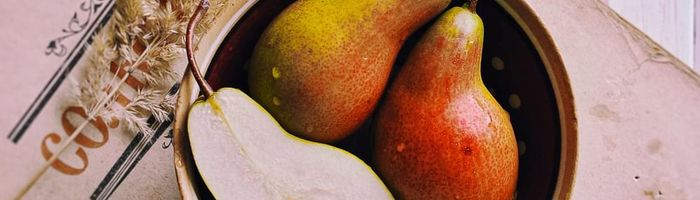 Pears protect the heart, the brain and fight diabetes!