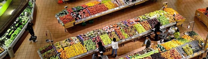 Coronavirus, how to shop at the grocery stores