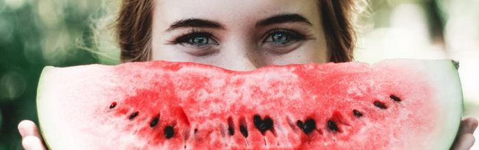 Watermelon to counteract cholesterol
