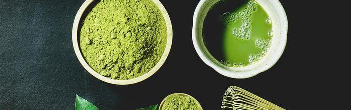 Matcha green tea, more health and memory!