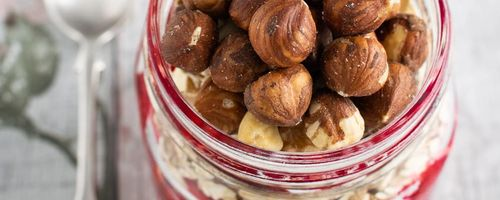 Hazelnuts fight inflammation and don't make you fat