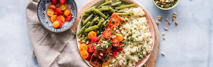 La dieta mediterranea aiuta a ridurre i livelli di stress