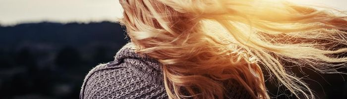 If hair graying is caused by stress, it may be naturally reversible