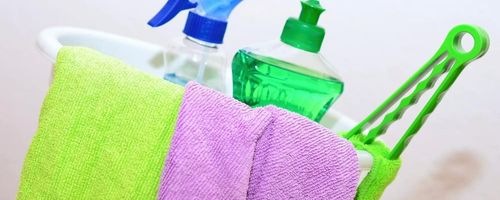 Sanitizing environments, ozone, soap or alcohol?