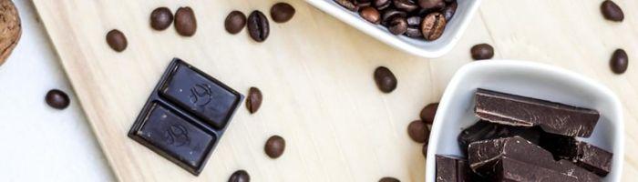 Coffee, tea, chocolate and zinc to fight free radicals