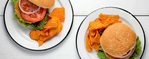 Meatless meatballs and burgers, is vegetarian always healthy?
