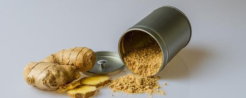 Ginger, the anti obesity spice
