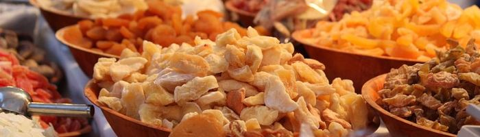 Eating dried fruit makes us healthier