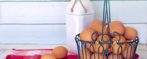 Too many eggs can increase the risk of type 2 diabetes