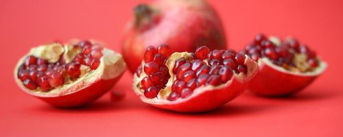 Pomegranate juice for memory
