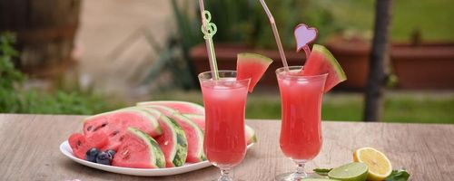 Watermelon juice, a valuable source of antioxidants