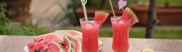 Watermelon juice, a valuable source of antioxidants