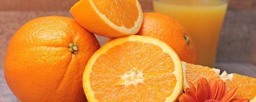 Succo di arancia per la salute di cuore e sistema immunitario