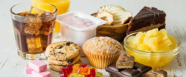 The fructose in sweets and drinks weakens the immune system and causes cellular degeneration