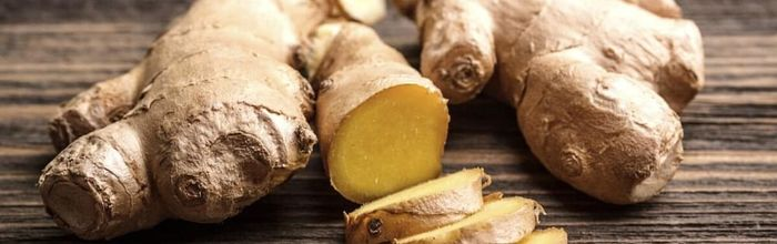 Ginger fights the loss of strength and muscle mass