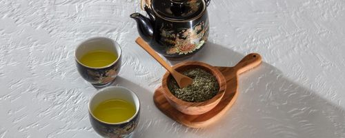 Green tea to protect the heart