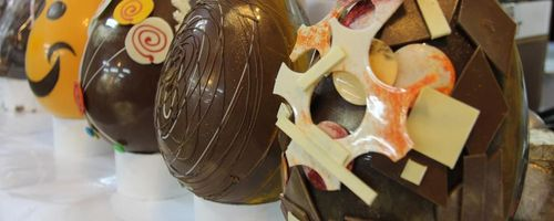 Can chocolate Easter egg protect you from diabetes and obesity?