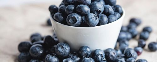 Dark berries against type 2 diabetes