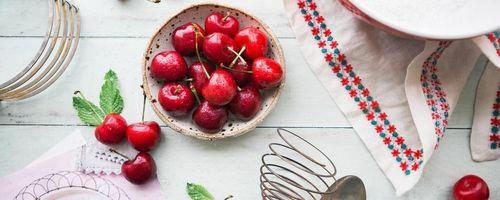 Tart cherry juice against osteoporosis