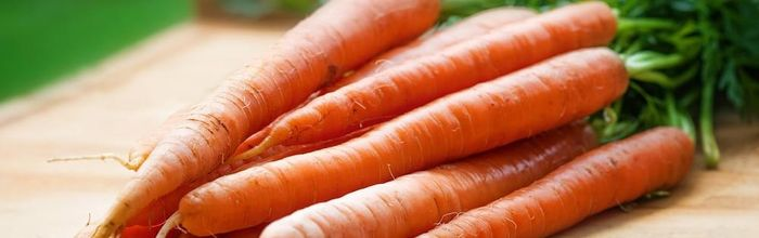 Carrots to protect the heart and fill up on antioxidants