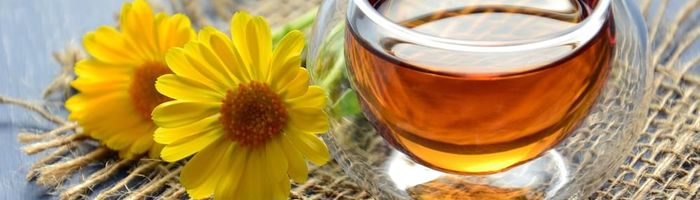 Detox herbal teas that help you get back in shape after the holidays