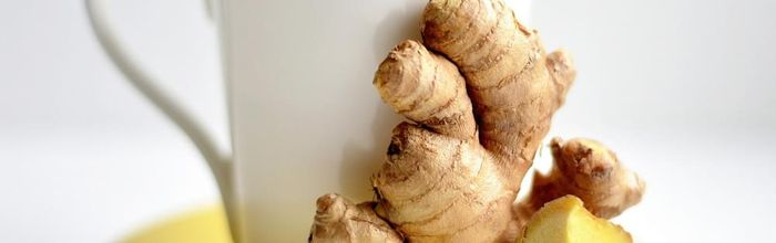 Ginger, the anti aging spice