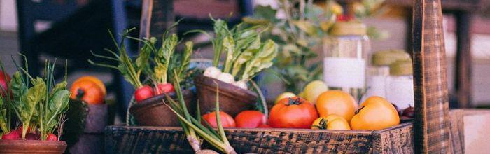 Cinque porzioni di frutta e verdura al giorno aumentano la longevità