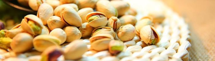 Pistachios counteract inflammations, high blood pressure and overweight