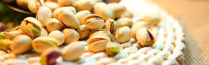 I pistacchi combattono infiammazioni, pressione alta e chili di troppo