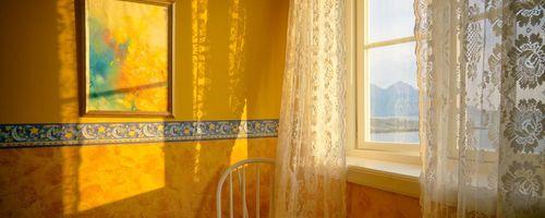 Fai entrare il sole per eliminare i batteri di casa!