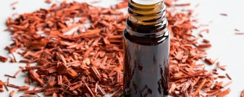 From sandalwood a remedy against baldness?