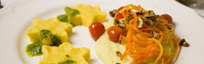 Combinazioni alimentari e metodi di cottura, la polenta di mais