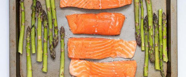 Fat burning diet Part 10, let's talk about fish