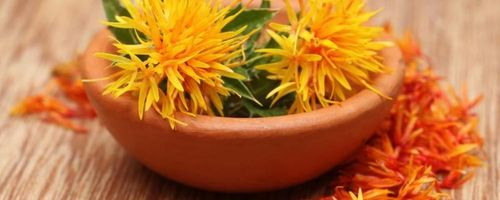 Safflower oil, food use