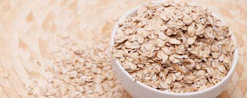 Colloidal oatmeal, a cuddle of beauty