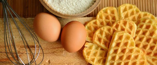 Replacing the egg in sweet and savory recipes
