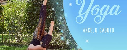 Yoga, la sequenza per praticare l'asana dell'angelo caduto