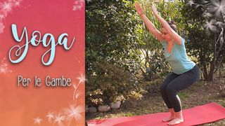 Yoga per le gambe