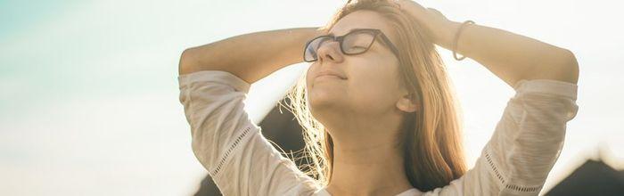 Yoga per gli occhi, utile contro l'affaticamento della vista