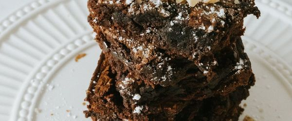 Brownies al gianduia