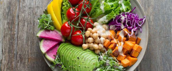 Healthy muscles with vegetable Proteins