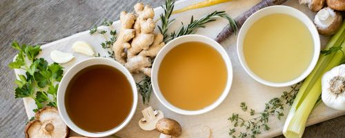 Spices, herbs and foods against wrinkles, blemishes and acne caused by pollution