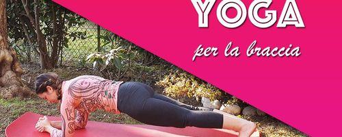 Yoga per le braccia