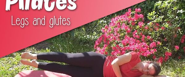 Pilates for legs and glutes