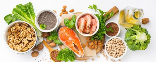 Omega 3 fatty acids support memory and cognitive function, even in young people